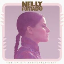 Spirit Indestructible: Deluxe Edition - Nelly Furtado (2012, CD NEUF)2 DISC SET