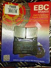 KSR GRS125 GRS 125 FRONT BRAKE PADS SET EBC FA658 KSR MOTO