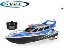 s-idee® 20002 Rc Polizeiboot ferngesteuertes Boot