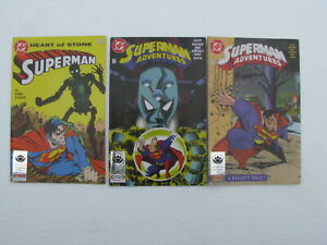 SUPERMAN 6 DIAMOND COMICS ENGLISH India 269c