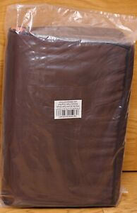 Ellie-Bo Waterproof Memory Foam Brown Orthopaedic Dog Bed / Fits Crates 36""