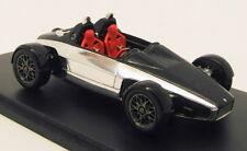 Spark 1/43 Scale Resin Model Car S2007 - 2007 Ken Okuyama Spider - Black/Silver