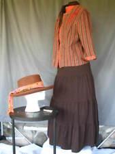 Victorian Dress Womens Edwardian Costume Civil War Prairie Western