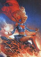 DCEASED #2  (Anacleto Supergirl Virgin Variant) 2019 DC comics 1st print NM+ 9.8