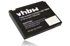 original vhbw® AKKU FÜR LG KM900 Arena KM-900 BATTERIE ACCU