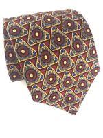 VALENTINO Mens Neck Tie Silk Cravatte