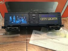 Lionel 16791 New York City Lights Boxcar - New in Box