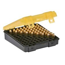 Plano 122400 Handgun Ammo Storage Case Holds 100 Count 9mm/380 ACP Pistol Rounds