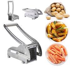 Kartoffelschneider Edelstahl Pommesschneider Schneidemaschine Küche Schneider DE