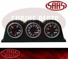 SAAS 0-900 EGT Pyro + Diesel Boost + Volts Gauge NISSAN GQ GU PATROL 4X4 4WD