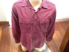 Mossimo  Long Sleeve Shirt Size M Slim  / Very Good Cond  Free Post