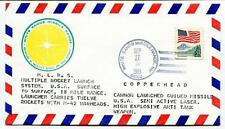 1989 MLRS Copperhead Multiple Rocket Launch Cannon Launched USA Surface NASA
