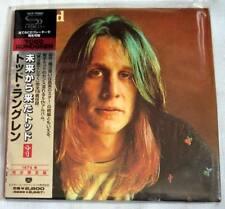 Todd Rundgren - Todd (1974) / JAPAN MINI LP SHM CD (2009) +1 track / Utopia
