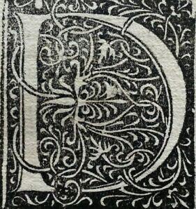 1498 BOUND FRAGMENT of 9 LEAVES - COMMENTARIA IN BIBLIAM, ORIGINAL Incunabula