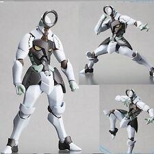 Hot Naruto Revoltech 060 Enki (tengen Toppa Gurren Lagann) PVC Action Figures