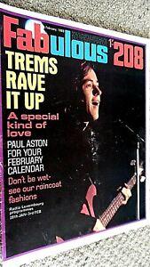 FABULOUS 208 MAGAZINE: 1ST FEBRUARY 1969 (FAB 208) REX BRAYLEY / TREMELOES