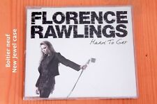 Florence Rawlings – Hard To Get Dedicated the One I love - CD single