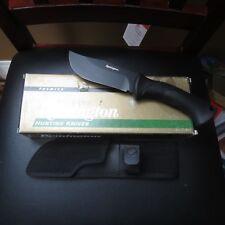 "Remington Excursion Series I IMC Fixed Knife 4.5"" Plain Blade Clip Point"