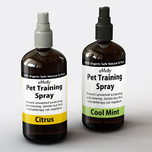 CAT REPELLENT PET BEHAVIOR SPRAY 150ML ANTI SCRATCH & CHEW DOG PUPPY TRAINING