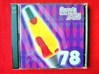 SOUNDS OF THE 70'S - 1978 - CD - ( 2 DISC) - 1999 - KATE BUSH - BLONDIE - 10CC