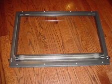 Haworth Listed 457u Cubicle Window Series Np 3 082900 24 X 16 Panel Glass New