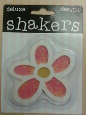 Card embellishment Flower Shaker