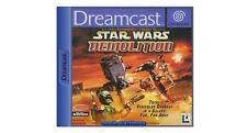 ## SEGA Dreamcast Spiel - Star Wars Demolition (mit OVP) - TOP ##