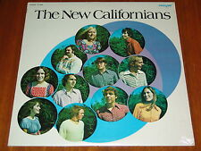 THE NEW CALIFORNIANS - SELF TITLED - (ARCHIVIST) RARE STILL SEALED LP ! ! ! !