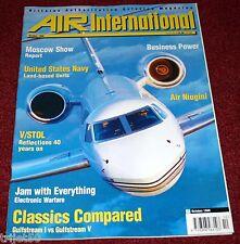 Air International 1999 October USN,Gulfstream,Air Niugini