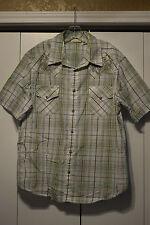 DKNY Short Sleeve Shirt Size XL