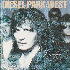 Diesel Park West ' Decency ' CD album, 1991 on EMI