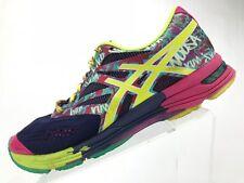 Asics Gel Noosa Tri 10 Running Shoes Multicolor Cross Training Women's Sz 7.5