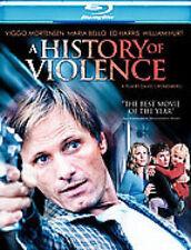A History Of Violence Blu-Ray Blu-Ray Neuf (EBR5105)