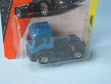Matchbox Ford Cargo Truck Blue 65mm Toy Model Car in BP