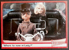 THUNDERBIRDS PREMIUM - Ultra Rare R3 - WHERE TO NOW M'LADY? - Cards Inc.