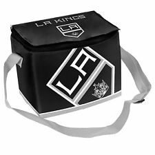LA Los Angeles Kings Insulated soft side Lunch Bag Box Cooler New NHL - BIg Logo