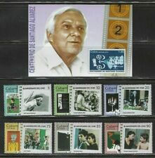2019 Institute of cinematography Art & Industry Caribbean Island Mnh + S/S Set