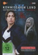 KOMMISSARIN LUND - STAFFEL 3 5 DVD TV-SERIE KRIMI/THRILLER NEU