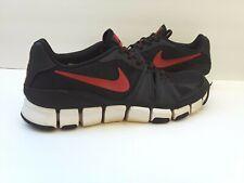 f02242628504 Men Nike Flex Show Tr 3 Black Red Size 12