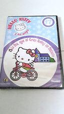 """DVD """"HELLO KITTY EL DIA QUE EL GRAN RELOJ SE DETUVO"""" PRECINTADO"""