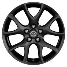 "FULL SET - Genuine Mazdaspeed3 OEM Alloy Rims (Dark Grey) 18"" (2010 - 2013)"