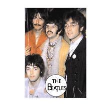 The Beatles Aimant De Réfrigérateur