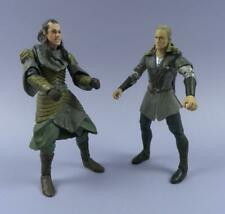 Lord of The Rings -  Elrond & Legolas Action Figures