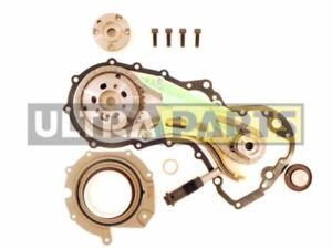 Full Super Timing Chain Conversion Kit fits Ford (various) 1.8 8v (2002-2013)