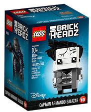 Lego ® ladrillo Headz #10 capitán Armando Salazar Piratas brickheadz conjunto 41594-Nuevo