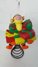 Disney Tigger Christmas Tree Topper - EXCELLENT CONDITION