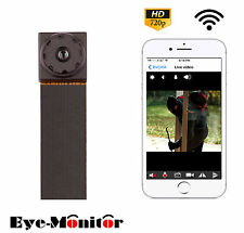 Spy Mini EYE-MONITOR Hidden Camera   WiFi Wireless for IOS iPhone and Android