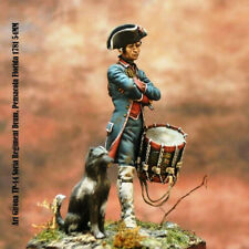 Art Girona TP-14 Soria Regiment Drum, Pensacola Florida 1781 54MM