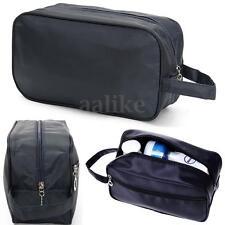 Portable Mens Travel Waterproof Toiletry Cosmetic Wash Bag Makeup Organizer Case