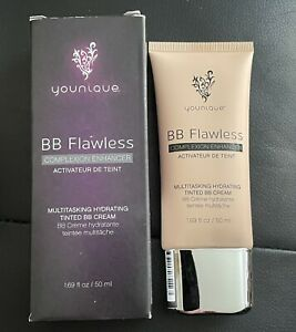 Younique BB Flawless Cream Complexion Enhancer in Cream Brand New
